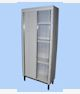 armoire inox portes coulissantes