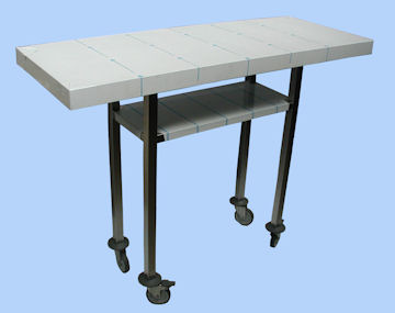 fabricant de table design en inox